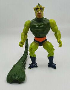 Masters Of The Universe, Motu, He-Man Whiplash Mattel 1983 No COO