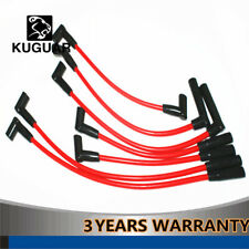 Spark Plug Wire Set Ignition Cable for Jeep Cherokee Wrangler 1991-1999 4.0L