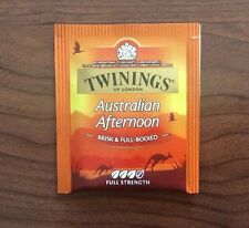 10 x Twinings Tea Bags - Australian Afternoon - Full Strength  NEW