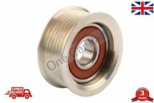 OEM Aux Belt Idler Pulley Fits Honda Accord CU3 2.2D 08 to 15 Guide Deflection
