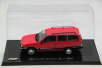Altaya 1:43 Chevrolet Ipanema SLE 1992 Diecast Models Limited Edition Collection