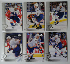 1996-97 Upper Deck UD Series 2 St. Louis Blues Team Set of 6 Hockey Cards