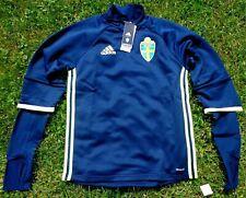 SCHWEDEN SVERIGE Herren Trikot Camiseta Jersey Adidas Größe M + NEU + SVFF