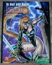 Artemis Requiem 1996 Loebs Benes Selogy Amazon Wonder Woman GGA DC PROMO Poster