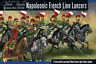 NAPOLEONIC FRENCH LINE LANCERS  - WARLORD - BLACK POWDER -