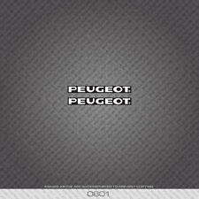 Decal 07216 Peugeot Bicycle Sticker Transfer