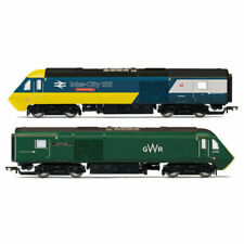 Hornby R3770 GWR, Class 43 HST, Power Cars 43002 Sir Kenneth Grange and 43198 - Era 11 Locomotive - Diesel