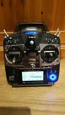 Futaba t8j 2,4Ghz RC Modellbau Fernsteuerung - mit Akku - Ohne Empfänger