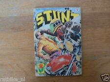 STUNT COMIC DUTCH NO 9 ,DE GOUDEN HELM,HARLEY