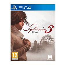Syberia 3 PS4 Game