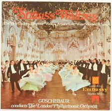 Strauss Waltzes   The London Philharmonic Orchestra Vinyl Record