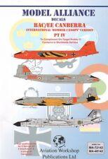 Alianza Modelo 1/72 BAC/EE Canberra parte 4 # 72142