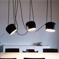 Aim Deckenleuchte Modern Lampe Pendelleuchte Hängeleuchte Lampenfassun Loft DE