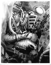 x12 Original Unclassified Vintage B&W 8x10 NASA Space Photographs John Glenn