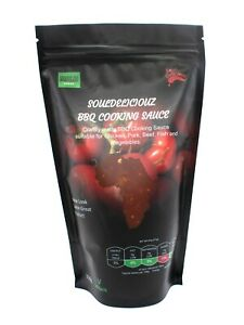 Souldeliciouz BBQ Cooking Sauce. Suitable for Vegans. Recipe Included in listing