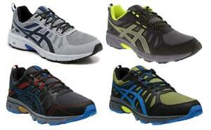 2021 Hot ASICS Men's Trail Running Sneakers, 4 Colors, Medium D & Wide 4E Widths