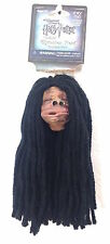 Universal Studios Harry Potter Shrunken Head Talking Toy Knight Bus New W Tags