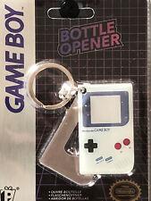 Nintendo Game Boy Flaschenöffner Schlüsselanhänger Bieröffner Gameboy Classic
