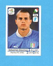 PANINI-EURO 2012-Figurina n.331- GIOVINCO - ITALIA -NEW