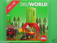 1:32+1:50 Siku World 5602 Standsilo Blitzversand per DHL-Paket