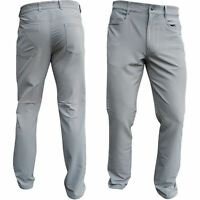 50% OFF CALLAWAY OPTI-DRI 5 POCKET  STRETCH PANTS MENS TECHNICAL GOLF TROUSERS