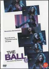 The Ball (2003) DVD with Veronica Zemanova (NEW)!!