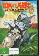 Tom and Jerry - No Mice Allowed One - Region 4 DVD - New & Sealed