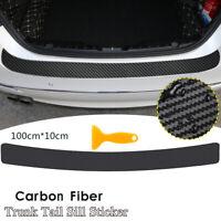 3d Protezione Paraurti Carrozzeria Auto Posteriore Proteggi Striscia Di 100cm