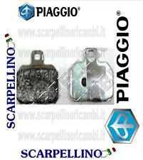 PASTICCHE FRENI + PIASTRA DUCATI S 749 cc dal 2003 -BRAKE PADS- PIAGGIO 647077