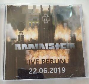Rammstein Live In Berlin Doppio Cd