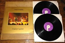 DEEP PURPLE MADE IN JAPAN UK LP 1ST PRESS PORKY DELTA PECKO PECKIE GRAMOPHONE CO