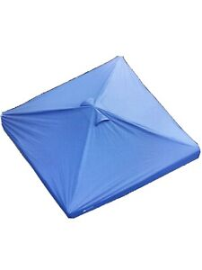 Ozark Trail 10' x 10' Canopy Replacement Cover ONLY for Straight Leg, Blue.