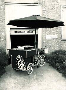 Grillfahrrad, Verkaufswagen das Original Foodbike NEU FOOD5