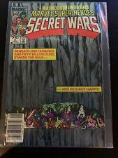 Marvel Secret Wars #4