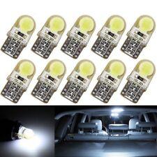 Auto T10 Led Cold White Light 194 W5W 168 COB Silica Car Bright Turn Side Bulb