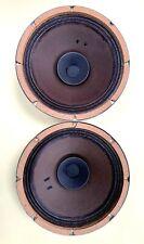 Boxed matched pair Retro 1978 Philips AD 12100/M8 Full Range HiFi Speakers