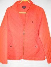 NEW Ralph Lauren, Orange jacket Kids L 14-16yr RRP £130