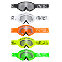 O'Neal B-ZERO Motocross Goggles MX Enduro Off-Road MTB ATV Quad