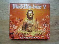CD: Buddha-Bar: By David Visan Vol.5 V Dual CD Album Lounge Music