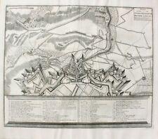 Siège Lille Festung Flandern Prinz Eugen Marlborough Spanish Succession Belgien