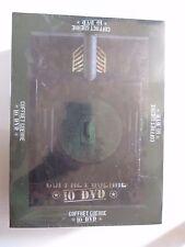 Coffret Tank guerre 10 DVD Les 12 salopards, Full Metal Jacket, Les bérêts verts