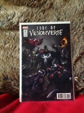 EDGE OF VENOMVERSE # 1 MATTINA VARIANT COVER 1 in 50 MARVEL COMICS