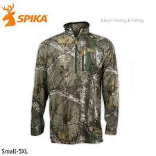 Spika mens Hunting Horizon Airflux Long Sleeve Shirt - realtree xtra Camo H-101