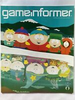Game Informer Magazine January 2012 Issue 225 South Park Cover With Label