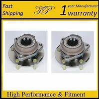 Front Wheel Hub Bearing Assembly For GMC TERRAIN 2010-2016 PAIR