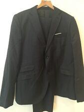 Topman Navy Sherry Men's Suit uK 44