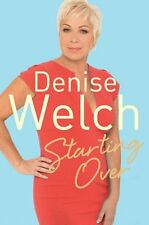 Starting Over,Denise Welch- 9781447222484