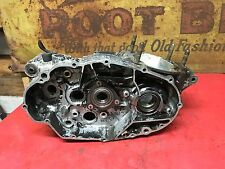 Yamaha MX400 Engine Cases  MX 400  Crank Motor  1975