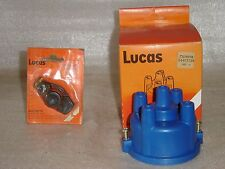 Ford Sierra 1.6 Economy Lucas Distributor Cap and Rotor Arm set DDB198 DRB145