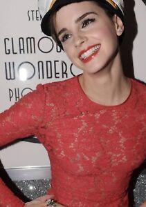 EMMA WATSON - THE ULTRA BRITE SMILE !!